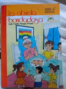 Libro La abuela bondadosa