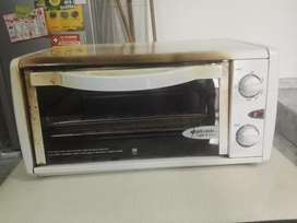 horno tostador black and decker ganga