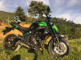 Kawasaki ER 6N... se vende
