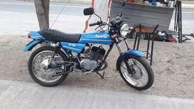Vendo Zanella rb 200 modelo 1986 impecable