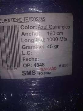 Vendo tela SMS 0.45 gramos azul