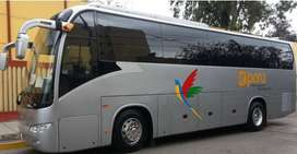 Bus King Long Año 2013 43 Asientos Full Equipo