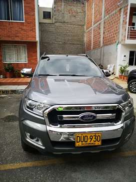 Vendo Ford Ranger Limited 3.4 4x4