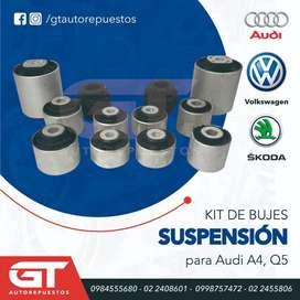 Kit de bujes suspensión Audi A4, Q5