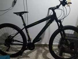 Bicicleta GW jackal