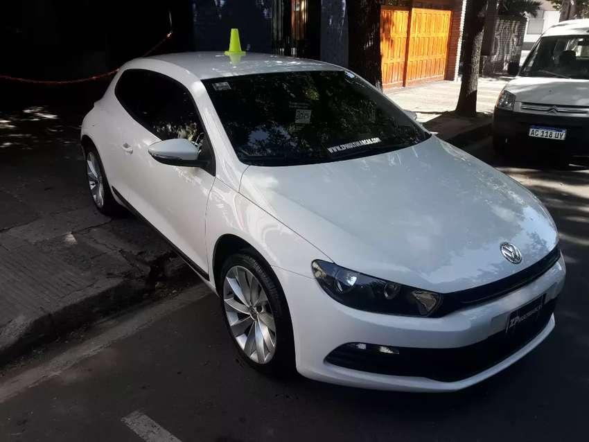 Volkswagen Scirocco TSI 2015 Nafta 0