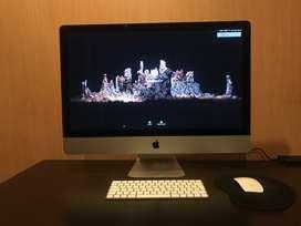 iMac Retina 5K, 27-inch, Late 2015