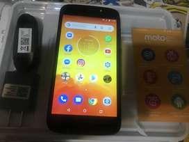 celular importado de mimi MOTO Lenovo E5 plAY en BLISTER VERIZON