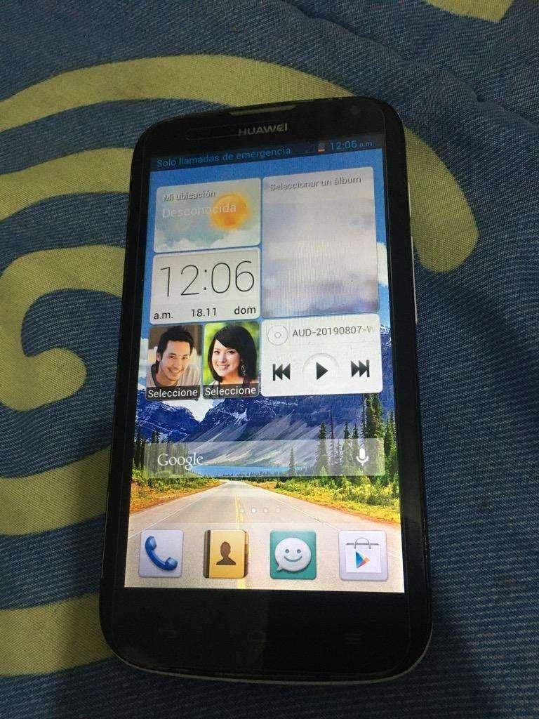 Vendo Celular Huawey 0