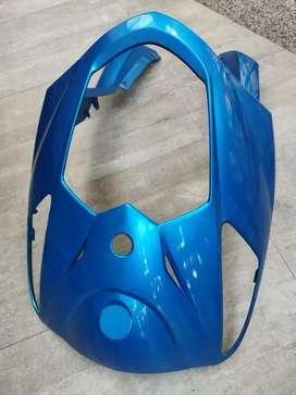 Carenaje farola akt dynamic 125 modelo 2012