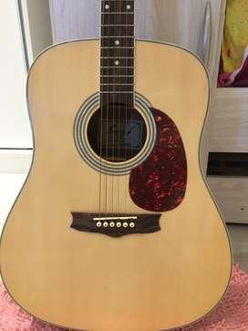 Vendo guitarra acústica SAMICK FG300