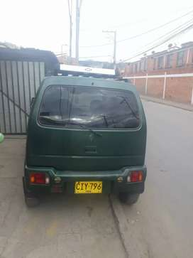 vehiculo wagon r