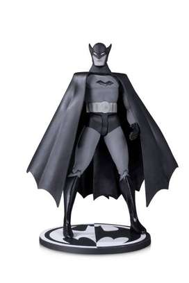 DC Comics Batman Black & White Bob Kane #1
