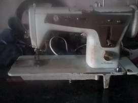 Máquina de coser recta y zigzag