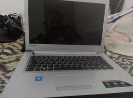 Laptop Lenovo para repuestos