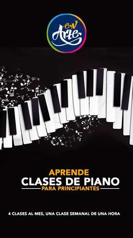 CLASES DE PIANO. Presenciales y Online.