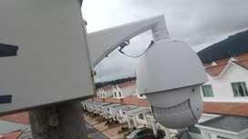Instalación y mantenimiento cámaras de seguridad
