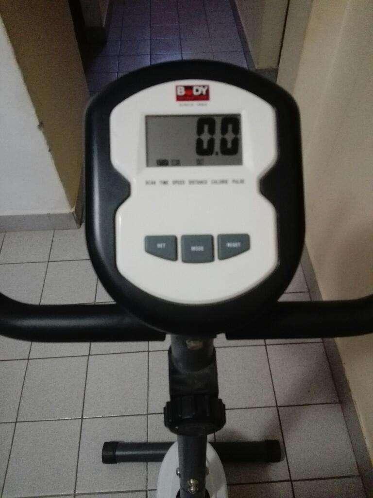 Bici Fija, 8 Niveles Body 0
