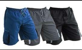 Pack X 3 Unidades Pantaloneta Hombre