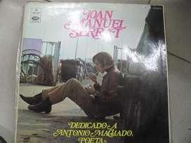 Vinilo LP de SERRAT
