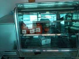 Congelador de 3 bandejas