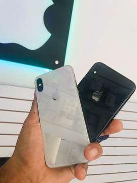 iPhone X 64Gb Blanco y Negro Perfectos