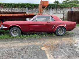 MUSTANG CLASICO 1965