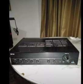 Amplificador ecualizador TOA