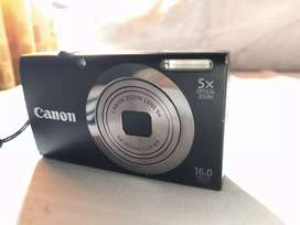Cámara digital Canon powershot A2300 HD