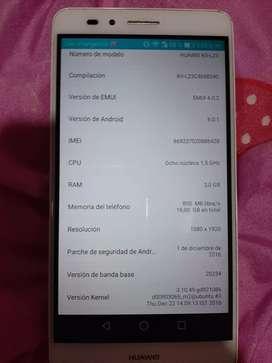 Vendo celular huawei Gr5 usado