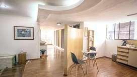 Alquiler / Renta / Arriendo oficina sector República Diego de Almagro 6 de Diciembre