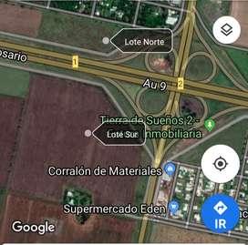 AUTOPISTA ROSARIO a CORDOBA y RUTA AO12