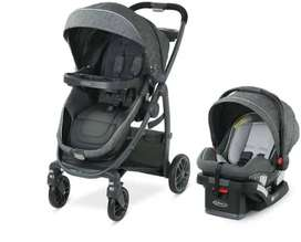 Coche GRACO modes travel sistem. 3 en 1