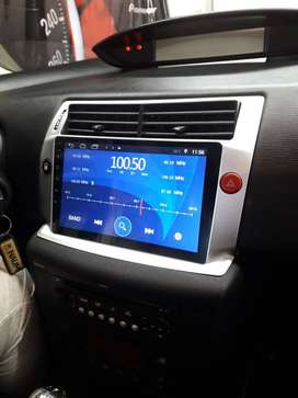 CITROEN C4 DS4 C4 LOUNGE ELYSEE ESTEREO CENTRAL MULTIMEDIA STEREO CON GPS ANDROID BLUETOOTH DOBLE DIN