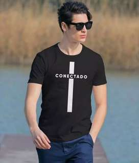 T-shirt basic Caballero
