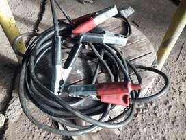 Cables pasa corrientes para camiones