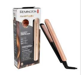 plancha remington keratina para el cabello
