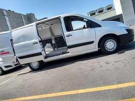 Vendo peugeot expert HDI 1.6 furgon diesel 2014 cubiertas nuevas en imoecable estado generam