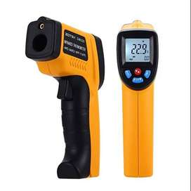Termómetro Digital Infrarrojo Industrial Pirometro.