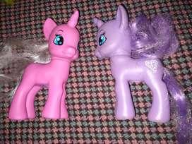 unicornio son 2 rosa prende luz +violeta sin luz