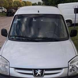 Peugeot Partner 2012 GNC