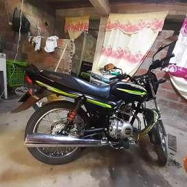 Se vende moto boxer CT 100
