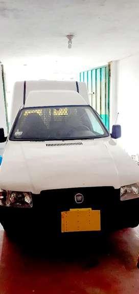 Camionera Fiat Fiorino  gasolina / GNV. En buen estado