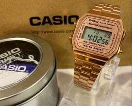 Reloj Casio Unisex A168WG-9WDF