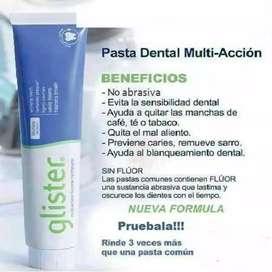 Crema dental Amway