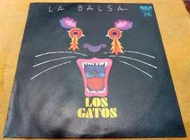 Los Gatos - La Balsa - Vinilo Disco