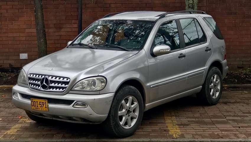 Mercedez Benz ML 320 2003 0