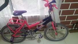 Se vende bicicleta$90.000
