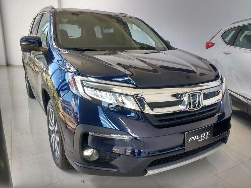 Honda Pilot Prestige 2020 8 puestos 0km 0
