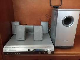 Vendo Home Theater  Usado Samsung.